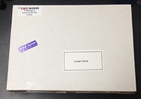 Photo of Large Shipping Box
